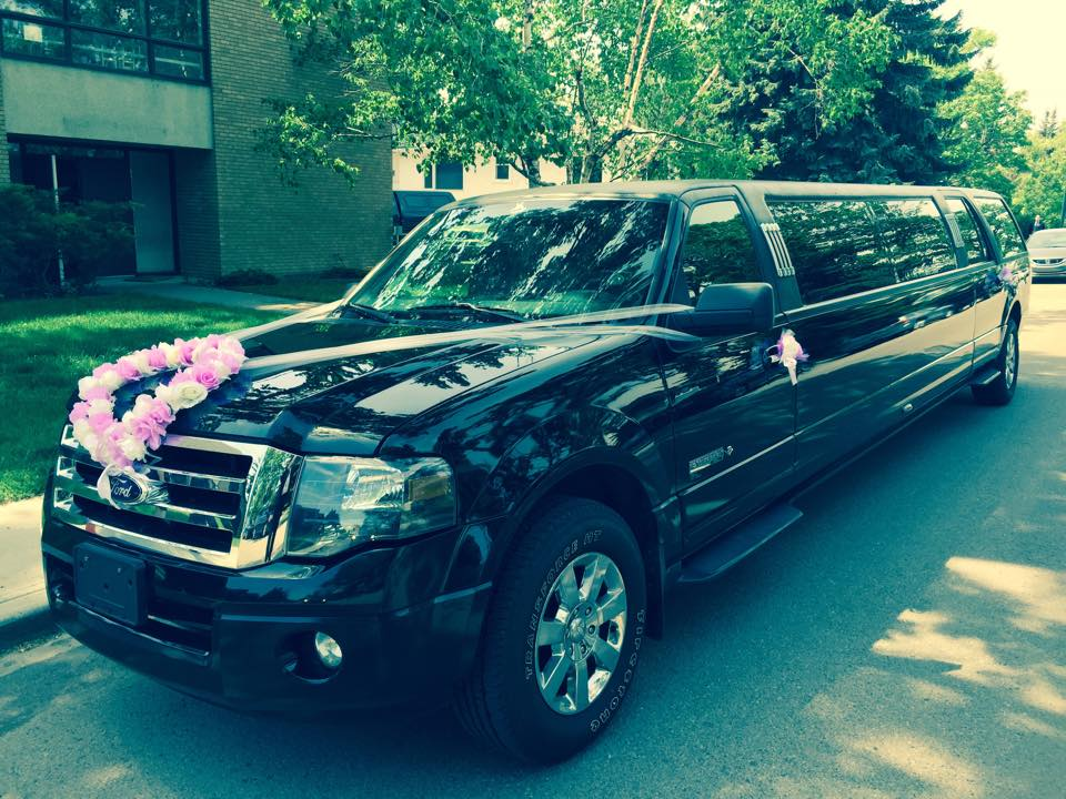 Calgary Wedding Limo Calgary Wedding Transportation Signature Limos